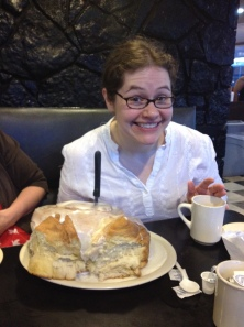 Largest Cinnamon Roll in the USA.